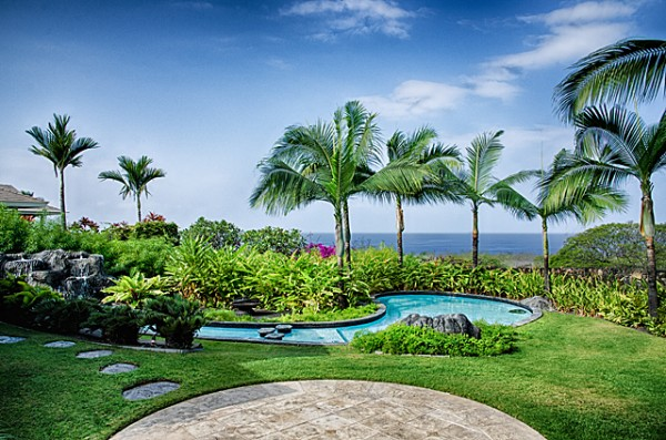 Exclusive new listing with ocean views at keauhou estates hawaii