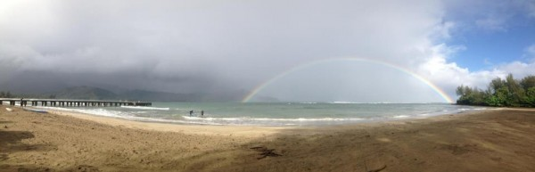 Rainbow Hanalei