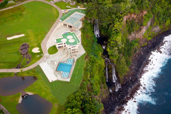 Grand Luxury Water Falling Estate Scheduled for Conceirge Auction
