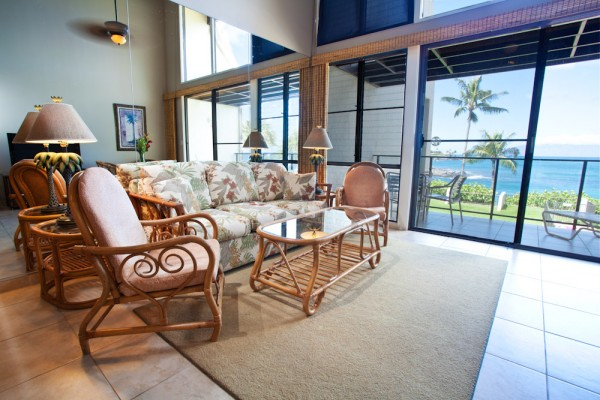 Napili Point C-12 living room