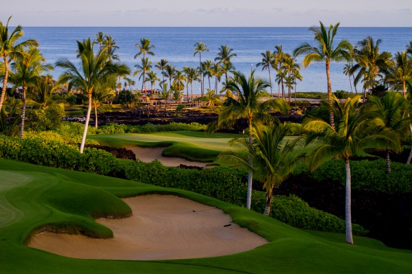 the big island of hawaii a world class golfing destination carrie nicholson. Black Bedroom Furniture Sets. Home Design Ideas