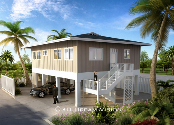 New houses in honolulu starting in the 500 000 s kauhale gardens hawaii life for Houses for rent in hawaiian gardens