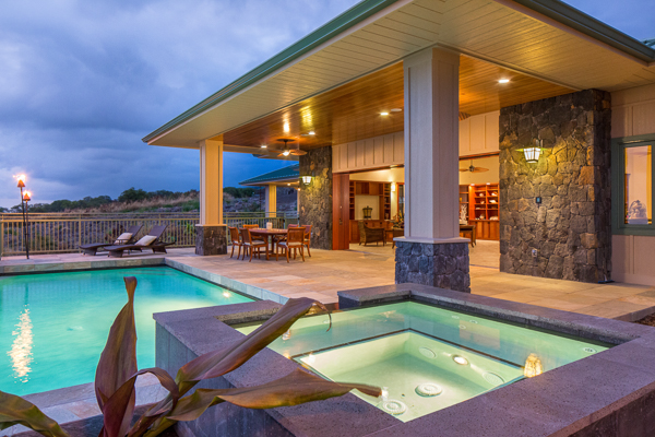 Luxurious New Residential Listing At Hokulia Hawaii Life